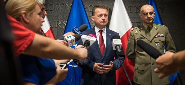 zdjęcie - We are developing the defense capabilities of our country