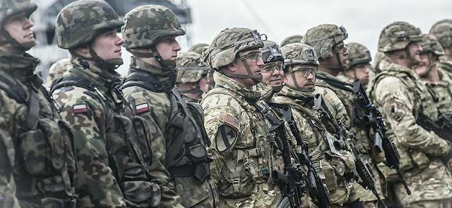 zdjęcie - Poles support the permanent presence of US troops in our country