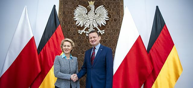 zdjęcie - Polish-German cooperation important for security in the region