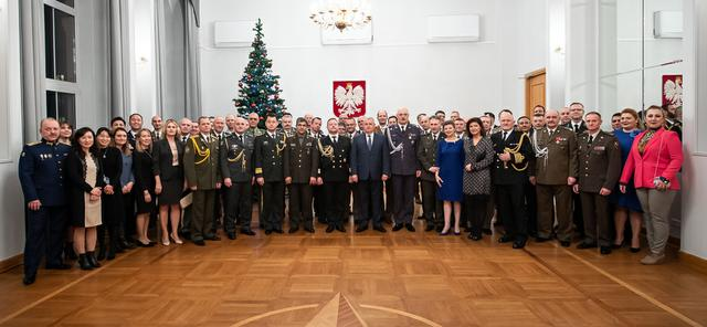 zdjęcie - Military international cooperation serves global security