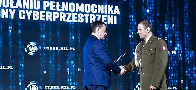 zdjęcie - The National Defence Ministry creates the cyberspace defence forces