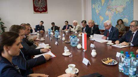 US Congressmen appreciate Polish-American cooperation